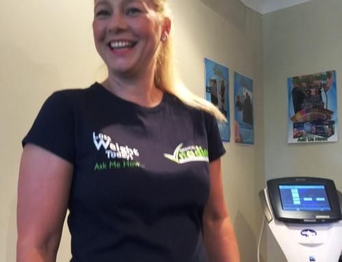 Monique Loses 20 kgs on Vita Diet.